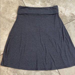 Old Navy circle skirt loungewear